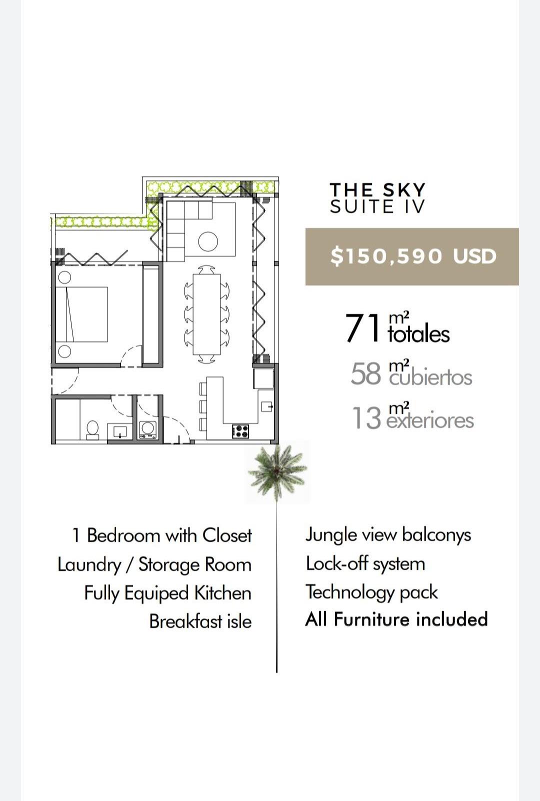 The Sky Suite IV
