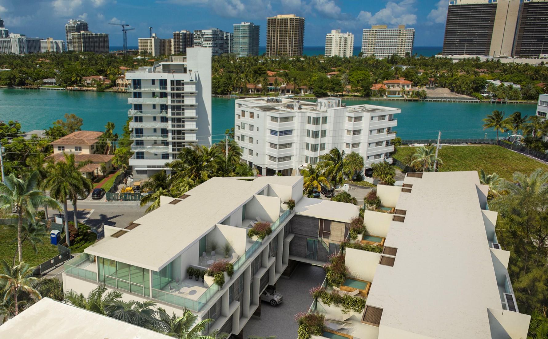 Homes for sale in Miami - Bay Harbor Islands - Villas