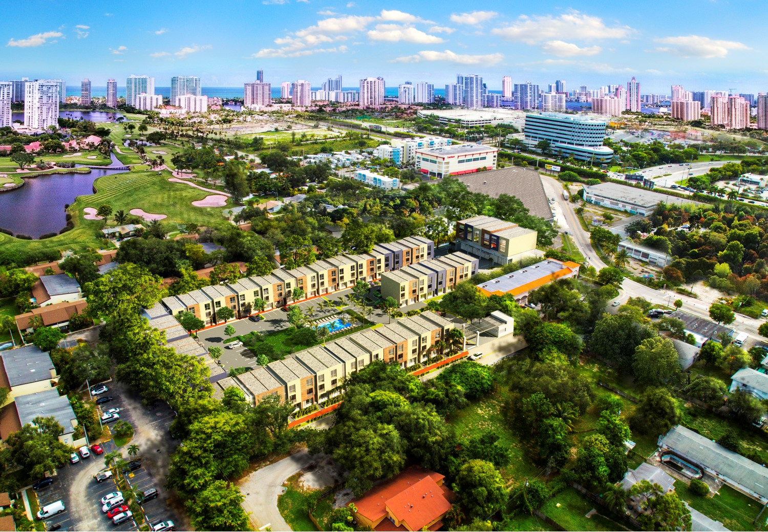 Miami Houses For Sale - Fantastic Villas & Townhomes